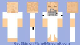 [Original God & Goddesses Skin Contest Submission] Arlow, God of Age Minecraft Skin