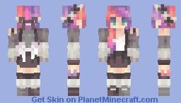 Indecision Minecraft Skin