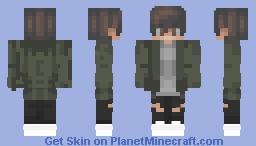 Mike Minecraft Skin