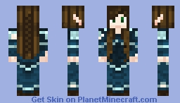 Reniol of Barad Nimrais Minecraft Skin