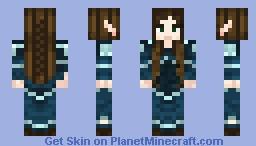 Reniol of Barad Nimrais (Edit) Minecraft Skin
