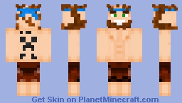 BAJENGGOT BETA3 Minecraft Skin