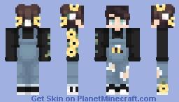 Bee Boy Minecraft Skin
