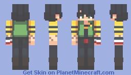 Fun Ghoul --MCR-- Minecraft Skin