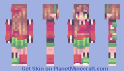 holly Minecraft Skin
