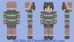 Pine trees . Christmas Skin / Popreel Minecraft Skin
