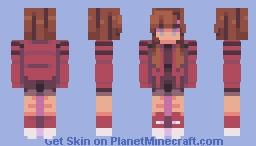 fearless Minecraft Skin