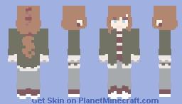 Persona . Rennie Belle Ivy . FireBellFairy Minecraft Skin
