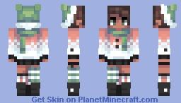 Below Zero Minecraft Skin