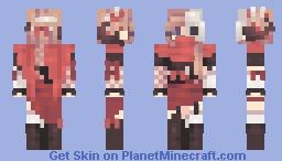~Red~Rider~ Minecraft Skin