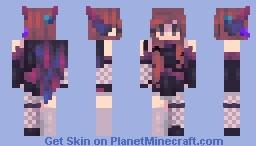 ~aspect~of~dusk~ Minecraft Skin