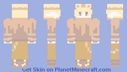 Honey and Sun | Skintober . Day 2 Minecraft Skin