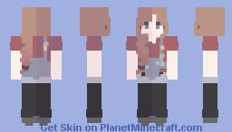 👏🍁Happy Thanksgiving!! FireBellFairy🍁👏          popreel Minecraft Skin