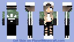Tomboy Girl Minecraft Skin