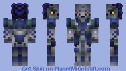 Skirmisher Minecraft Skin