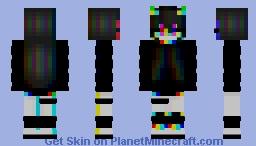 Defected Minecraft Skin