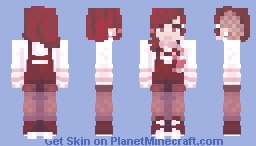 -| #3 |- Minecraft Skin