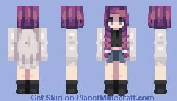 Fanskin Skin Comp Minecraft Skin