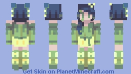 Tropical Moss - rce Minecraft Skin