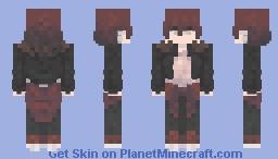 -| #6 |- OC Minecraft Skin