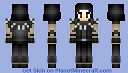 Lydia Minecraft Skin