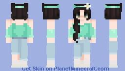 𝙝𝙞𝙥 Minecraft Skin