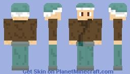 Winter Towns-Person Minecraft Skin