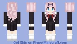 Chika Fujiwara Minecraft Skin