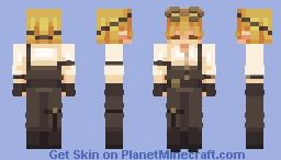 oO steampunk starlight Oo Minecraft Skin
