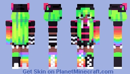 it's not a phase mom Minecraft Skin