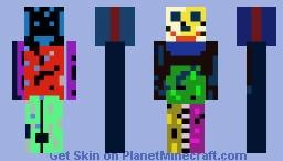 JackDaJoker Minecraft Skin