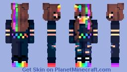 :3 Minecraft Skin