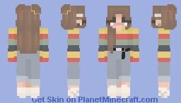 old school crush Minecraft Skin
