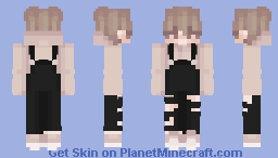 -~+ it's just polyester +~- Minecraft Skin