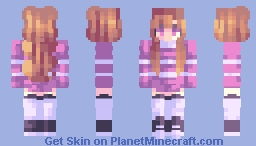 sugar cookie // oc Minecraft Skin