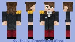 Igor Zhuravlev Minecraft Skin