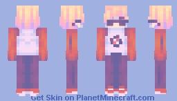 cool guy 押む亜 Minecraft Skin