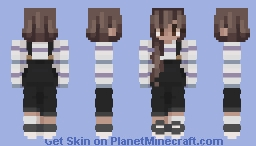 Mocha Freeze - RCE Minecraft Skin