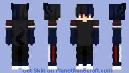 Wolves Come Running - CE Minecraft Skin