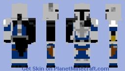mandalore clan guard Minecraft Skin