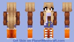 ~Autumn~ ce Minecraft Skin