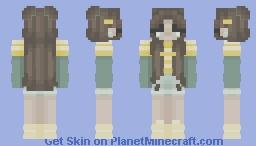 b u b b l e b a t h Minecraft Skin