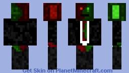 AntiVirus Guy (Edited) Minecraft Skin