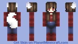 Happy 4th of July Minecraft Skin