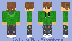 starlight gabe Minecraft Skin