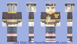 asta バカスタ Minecraft Skin