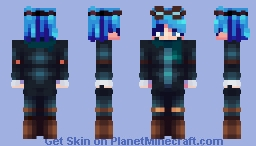 ~*~ Remade Adventure ~ DanTDM's MC skin Remake ~*~ Minecraft Skin