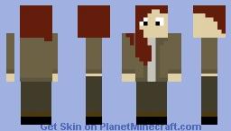 Agente Van Pelt Minecraft Skin