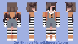 Ready - OC Minecraft Skin