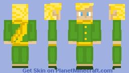 The little Prince Minecraft Skin